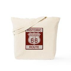 Cajon Summit Route 66 Tote Bag