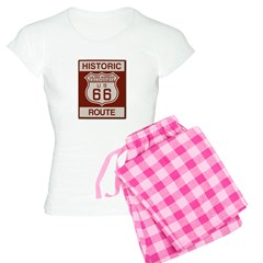 Cajon Summit Route 66 Women's Light Pajamas