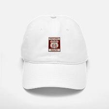 Cajon Summit Route 66 Baseball Baseball Cap
