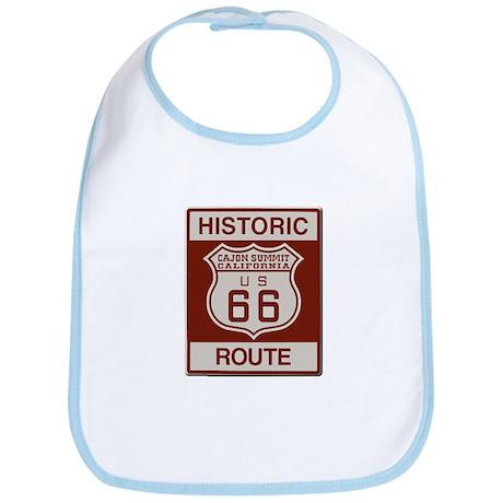 Cajon Summit Route 66 Bib