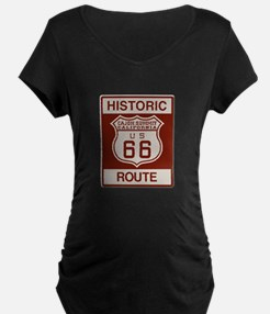 Cajon Summit Route 66 T-Shirt