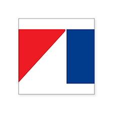 AMC Flag Logo Rectangle Sticker