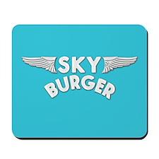 Sky Burger Mousepad