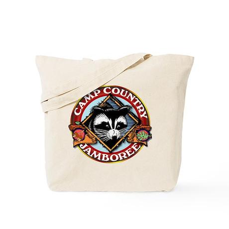 Camp Country Logo Tote Bag