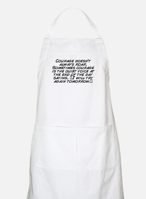 Cute Courage Apron
