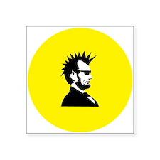 "Abraham Lincoln Rocks! 3"" Lapel Sticker (48 p"