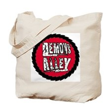 Demons Alley Fireball Tote Bag