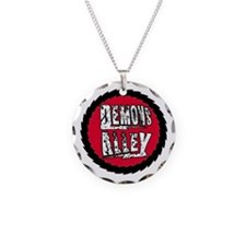 Demons Alley Fireball Necklace
