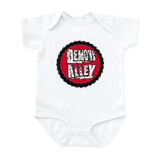 Demons Alley Fireball Infant Bodysuit