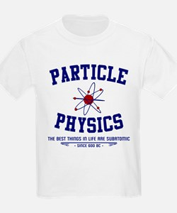 Particle Physics T-Shirt