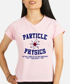 Particle Physics Performance Dry T-Shirt