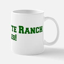 Black Butte Ranch Rules! Mug