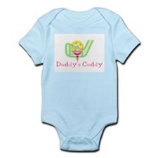 Girls Daddy's Caddy Golf Body Suit