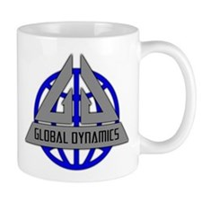 Global Dynamics Small Mug