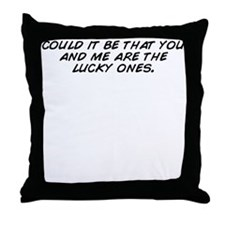 Cute That one's me Throw Pillow
