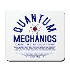 Quantum Mechanics Mousepad