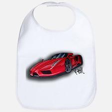 Ferrari Enzo by Kiril Lykov Bib