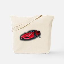 Ferrari Enzo by Kiril Lykov Tote Bag