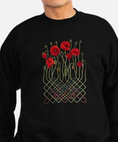 Celtic Poppies Sweatshirt