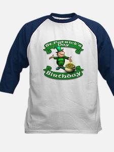 St. Patrick Birthday Leprechaun Tee