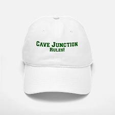 Cave Junction Rules! Baseball Baseball Cap