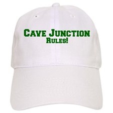 Cave Junction Rules! Baseball Cap
