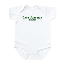 Cave Junction Rules! Infant Bodysuit
