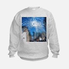 Broken glass - Sweatshirt
