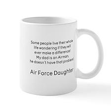 AF Daughter no problem Mug