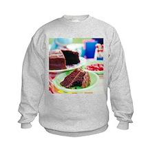 Chocolate cake - Sweatshirt