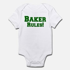 Baker Rules! Infant Bodysuit