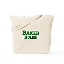 Baker Rules! Tote Bag