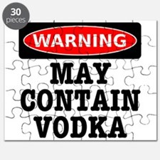 May Contain Vodka Puzzle