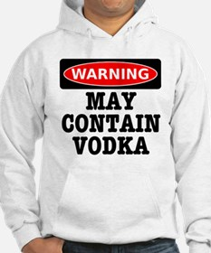May Contain Vodka Jumper Hoody
