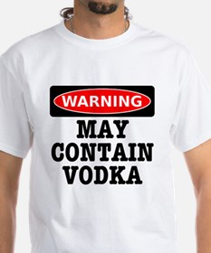 May Contain Vodka Shirt