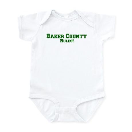 Baker County Rules! Infant Bodysuit