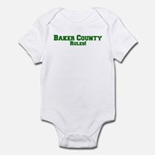 Baker County Rules! Infant Bodysuit