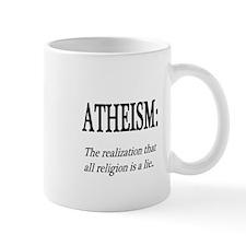 Atheism Shirt Mug