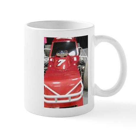 No.7 Is Not A Racing Car Mug