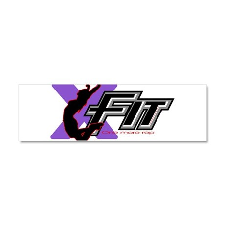 XFit Car Magnet 10 x 3