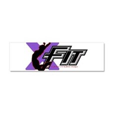XFit Car Magnet 10 x 3