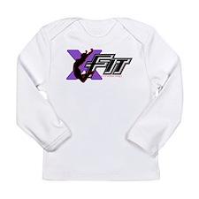 XFit Long Sleeve Infant T-Shirt
