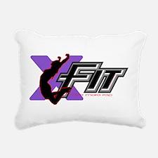 XFit Rectangular Canvas Pillow