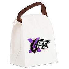 XFit Canvas Lunch Bag
