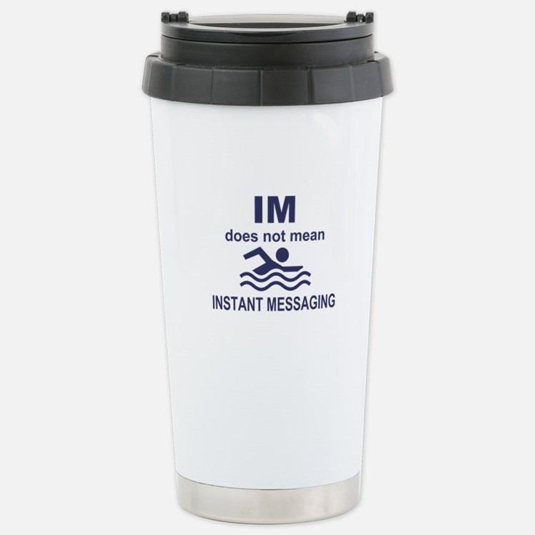 Instant Messaging Travel Mug