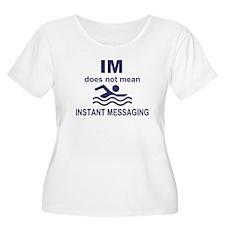 Instant Messaging T-Shirt