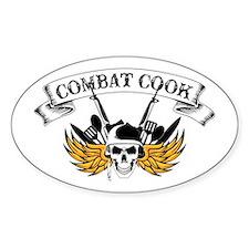 Combat Cook Decal