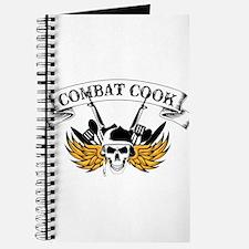 Combat Cook Journal