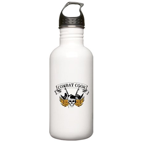 Combat Cook Stainless Water Bottle 1.0L