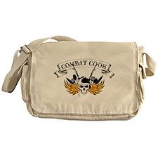 Combat Cook Messenger Bag